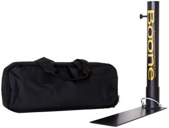 Boone Outdoor Under da Tire Flag Pole Stand & Case