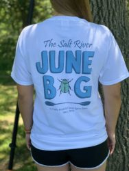 Boone Blue T-Shirt: June Bug Race
